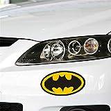 autocollant mural Batman sticker mural autocollant autocollant Batman voiture réfléchissante corps entier et accessoires de décalque pour autocollants de voiture Ford Focus