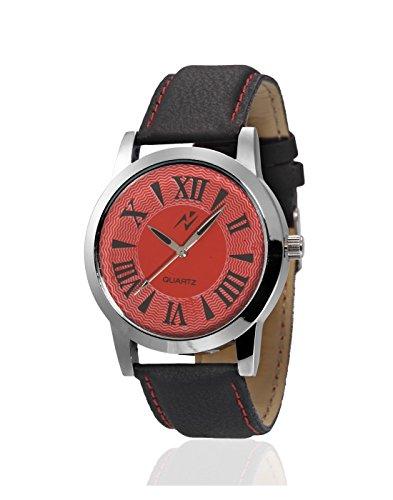 Yepme Analog Red Dial Men's Watch - YPMWATCH1512 image