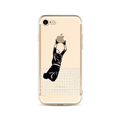 iphone se funda silicona,MUTOUREN TPU silicona Transparente Ultra Fina Cubierta Carcasa Per iPhone SE/5/5S - creativo 11