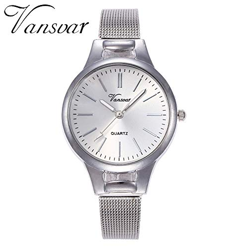TianWlio Armbanduhren Damen Analoge Armbanduhr Lässige Quarz Lederband Newv Armbanduhr