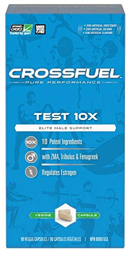 SPORTS NUTRITION SOURCE Test 10x Elite Testosteron Booster Hardcore-Muskelaufbau-Kapseln, 90 portionen, vegetarische Kapseln, 1er Pack (1 x 90 g)
