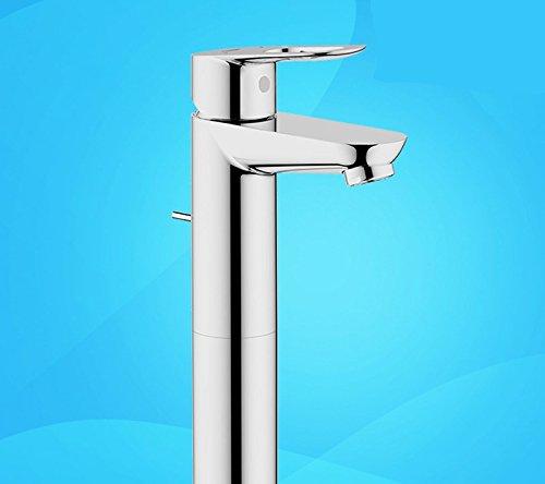 ETERNAL QUALITY Bad Waschbecken Wasserhahn Küche Waschbecken Wasserhahn Warmer Und Kalter Wasserhahn Auf Der Bühne Waschtischmischer BEG678 -