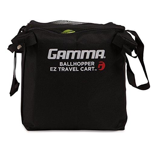 Gamma Sport Premium Tennis Lehre und Travel Körben–Einzigartige Sportausrüstung, EZ Tragetaschen, tragbare Designs, ideal Training Ball Zubehör, Bag for EZ Travel Cart - Holds 150 (Ball-eimer Tasche)