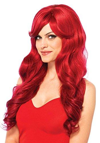 Leg Kostüm Avenue Elfen - Leg Avenue Long wavy wig