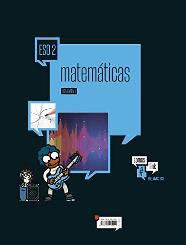 Matematicas ( Tres Volumenes) 2º ESO (Somoslink)