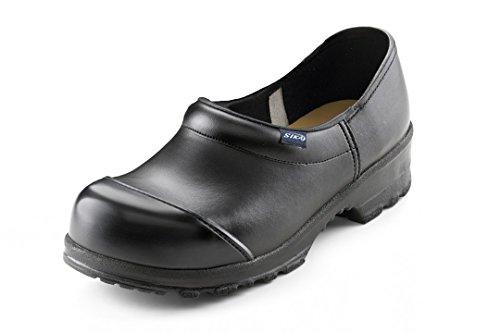 Sika Footwear Fünen Sicherheits-Clogs S2 EN ISO 20345 schwarz | 47