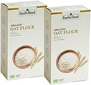 Earth's Finest Organic Oat Flour - 500G Pack