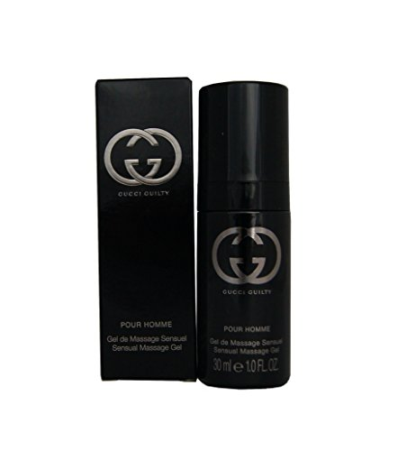 GUCCI GUILTY BODY MASSAGE Gel 30ml