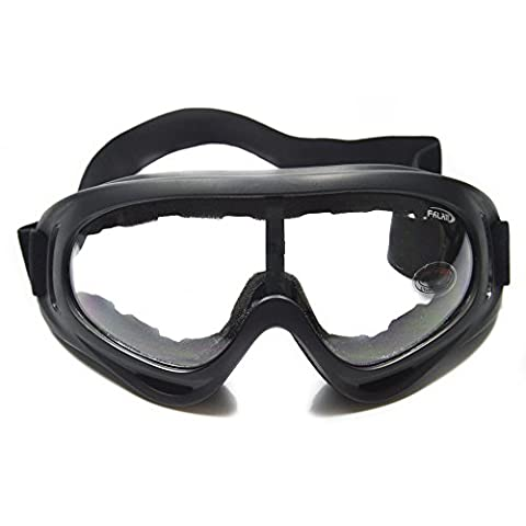 Supertrip TM Masque ski Lunettes de ski Goggles de ski lunette de vélo moto snowboard (Vetro Occhiali)