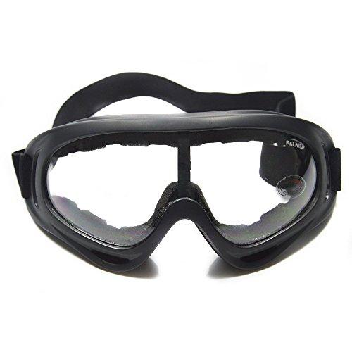 Supertrip TM Outdoor-Skibrillen Winddichtes Brille Schutzbrille Snowboardbrille Motorradbrillen Bikebrille Militärschutzbrillen Color Transparente