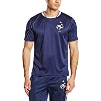 Inconnu FFF EP3500 T-Shirt manches courtes Homme France