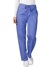 d0d6664b00a ADAR UNIFORMS Medical Scrub Pants – Unisex Hospital Uniform Trousers