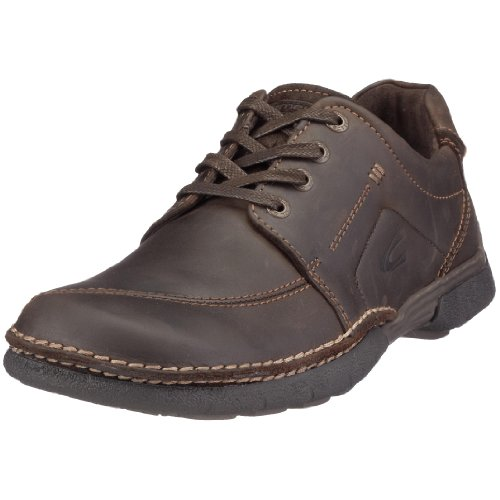 Camel active mars 133.15.03, chaussures basses homme Marron - Mocca