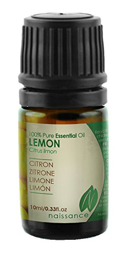 Naissance Olio di Limone - Olio Essenziale Puro al 100% - 10ml