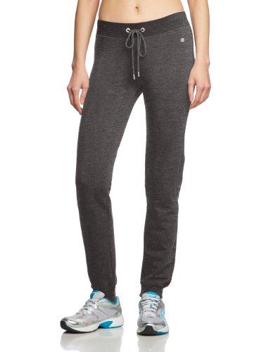 Champion, Pantaloni da jogging Donna Rib Cuff Pants grigio - grey - antracite-melange