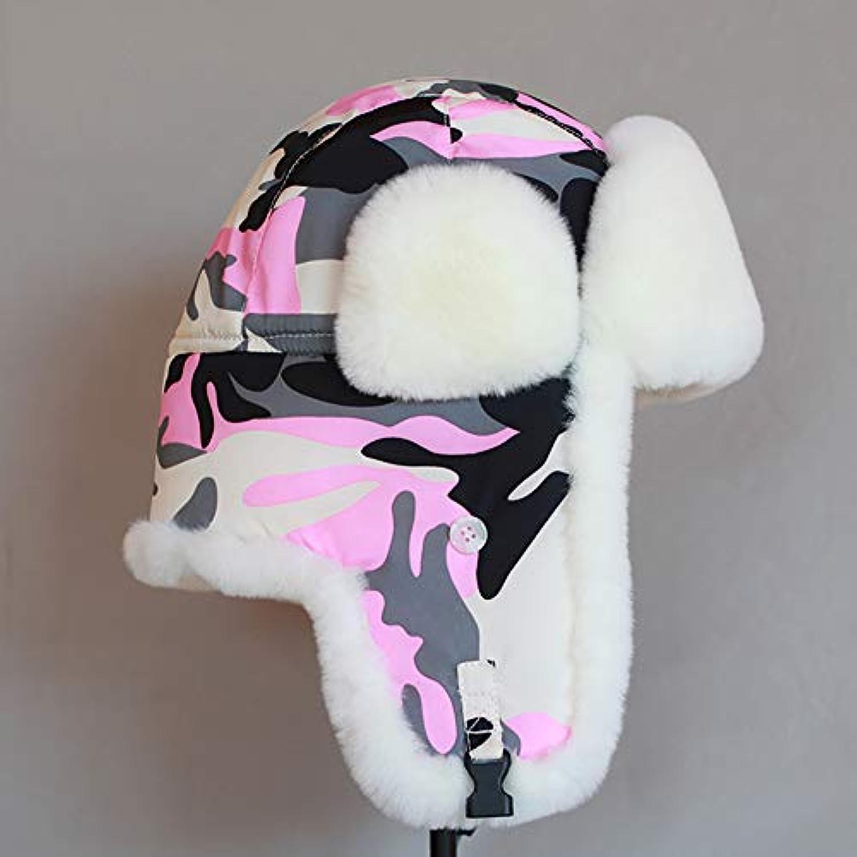WTOKL Cappello Inverno Caldo Cappello Ispessimento Ispessimento Cappello  Coloreee Cappello Versione Coreana di Lei Feng Cappello 7cc6a67ae608