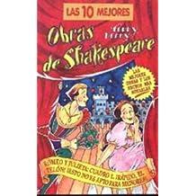 10 MEJORES OBRAS DE SHAKESPEARE
