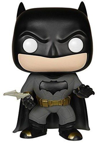 Funko POP! Vinyl: DC: BvS: Batman (6025)