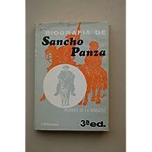 Romero Flores, Hipólito R. - Biografía De Sancho Panza : Filósofo De La Sensatez / Hipólito R. Romero Flores ; Prólogo De Julián Marías