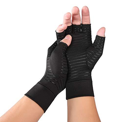 Feuchtigkeitsspendende Whitening Nacht Creme (Grbewbonx 1 Paar Arthritis Copper Compression Hand Handschuhe Fit Karpaltunnel Hand Handgelenkstütze Unterstützung Höchster Kupfergehalt Lindern Sie rheumatoide Schmerzen)