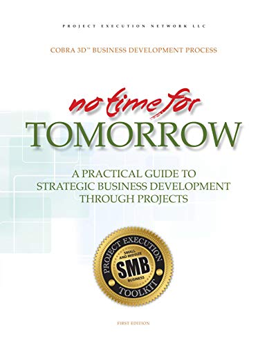 No Time for Tomorrow: A Practical Guide to Strategic Business Development Through Projects (English Edition)