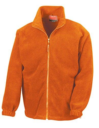 Result Polartherm Jacke Small Orange