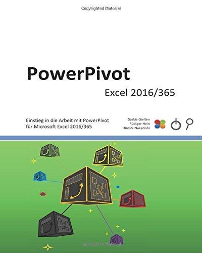 PowerPivot: Einstieg in die Arbeit mit PowerPivot für Microsoft Excel 2016