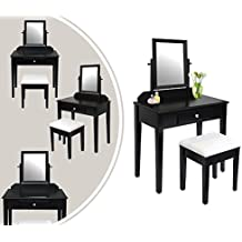 banc coiffeuse. Black Bedroom Furniture Sets. Home Design Ideas