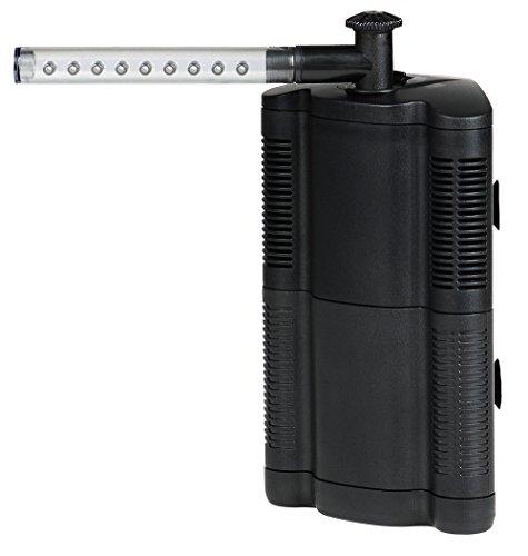 BPS (R) Filtro Profesional Acuario, Filtro Interno para Pecera,Ahorro de Energía.(4.8W ,240L/H)BPS-6045
