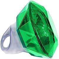 Outlook Design vhn0200044Diamond Diamond Ring Light Mood Night Light, Lamp, Flashlight, Green, Plastic preiswert