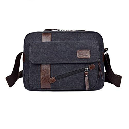 Leinwand Attache (Männer Tasche Aktentasche Leinwand Business Taschen Luxus Laptop Aktenkoffer Datei Package Travel Bags)