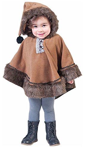 Eskimo Nalu Kinderkostüm Baby (Kostüm Baby Eskimo)