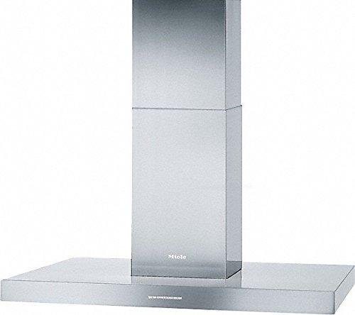 Miele Dunstabzugshaube-Auf Insel Pur 98D Finish Stahl-90cm