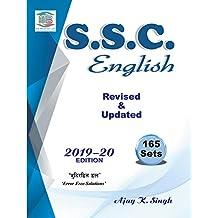 SSC English New 2019-20