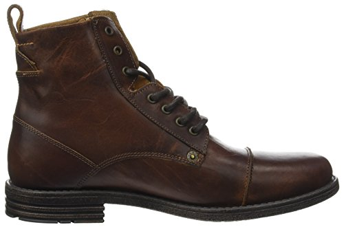 Levi's Herren Emerson Kurzschaft Stiefel Braun (Medium Brown)