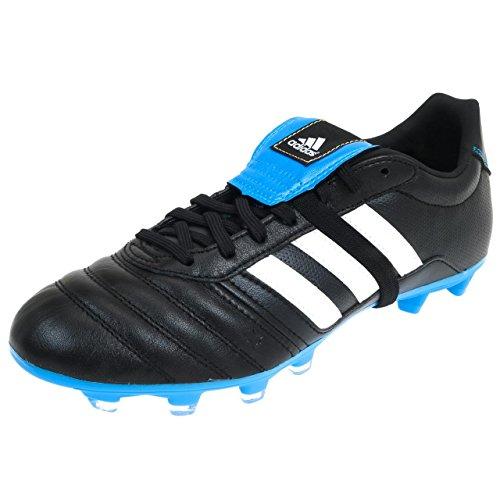 adidas Gloro FG Herren Fu脽ballschuhe schwarz-blau