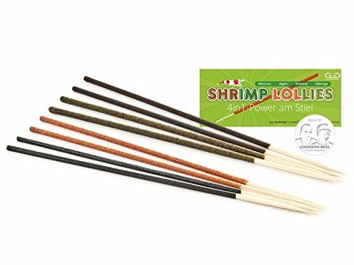 Shrimp Lollies - 4in1 Power - Garnelenfutter