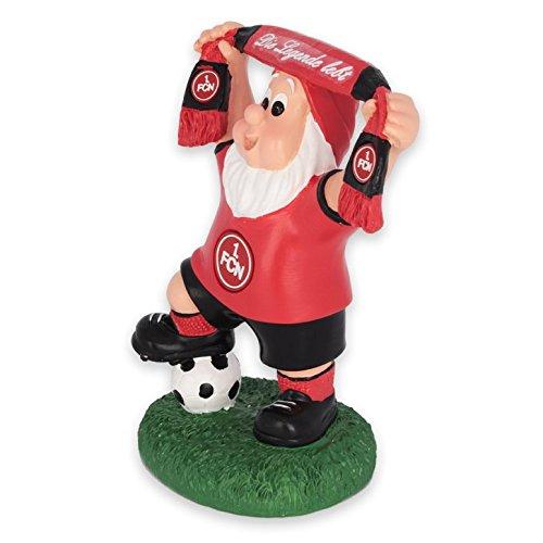 1. FC Nürnberg – Gartenzwerg mit Schal – ca. 16 cm gross - 2