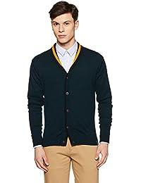 Peter England Men's Cotton Sweater