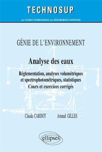 genie-de-lenvironnement-analyse-des-eaux-reglementation-analyses-volumetriques-et-spectrophotometriq