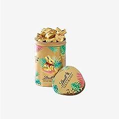 Idea Regalo - Cofanetto latta 14 mini Gold Bunny (150gr) Lindt Composizione Lindt PASQUA Cioccolatini Assortiti