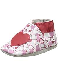 Robeez Valentine, Chaussures de Naissance Bébé Fille