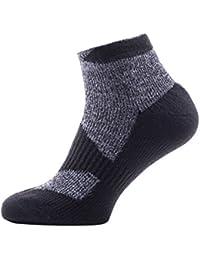 SealSkinz Waterproof Men's Walking Thin Socklet Socks