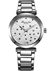 Kenneth Cole Crystal Dial Womens Watch