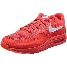 meet 2f6df 8bf5d Nike Air MAX 1 Ultra Flyknit, Zapatillas de Running para Hombre