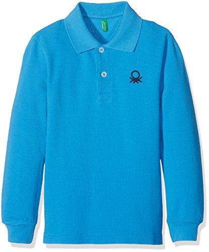 united-colors-of-benetton-jungen-poloshirt-3089c3302-blau-blue-3-4-jahre-herstellergrosse-xx