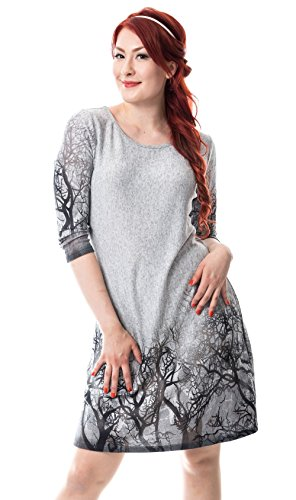 innocent-lifestyle-robe-femme-gris-x-large