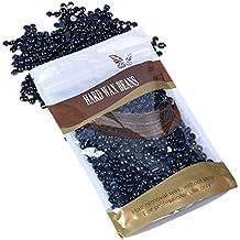 censhaorme Beans 100g / Bolsa depilatorio de Cera Dura de pellets de depilación con Cera Frijoles