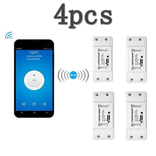 KOBWA Smart Switch - Mando Distancia inalámbrico