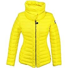 cheaper 101d3 85213 Amazon.it: Piumini Colmar Donna - Giallo